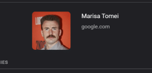 Google, google.com, and Her: Marisa Tomei  LOX  google.com  2NDS  IES Looks just like her