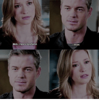 Mark, I have a boyfriend.  I know. [6.22] U can never have too many Slexie edits💫 Mark or Lexie or Derek? Pick one...