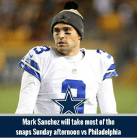Memes, Mark Sanchez, and Philadelphia: Mark Sanchez will take most of the  snaps Sunday afternoon vs Philadelphia Mark Sanchez will get action Sunday afternoon vs Philadelphia.