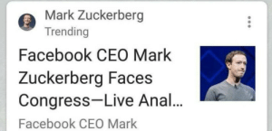 youstoopidbitch: : Mark Zuckerberg  Trending  Facebook CEO Mark  Zuckerberg Faces  Congress-Live Anal..  Facebook CEO Mark youstoopidbitch: