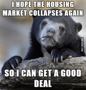 But rates will only get higher.: MARKET COLLAPSES AGAIN  SO  CAN GET A GOOD  DEAL But rates will only get higher.