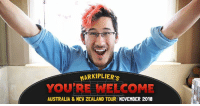 Dank, Australia, and New Zealand: MARKIPLIERS  YOU'RE WELCOME  AUSTRALIA &NEW ZEALAND TOUR NOVEMBER 2018 I'm coming to Australia & New Zealand for the very first time this November and I CAN'T WAIT to see you all! Get your tickets RIGHT HERE: https://tour.markiplier.com/