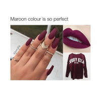 ugh idont like whats going on: Maroon colour is so perfect ugh idont like whats going on