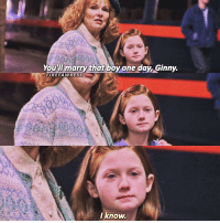 Scary Ginny 😳😂 ® Give me credit if you repost this! 👉🏼 Who's your fave Weasley? HarryPotter: marrythat boy one day inn  FIRE FARWKESS  I know. Scary Ginny 😳😂 ® Give me credit if you repost this! 👉🏼 Who's your fave Weasley? HarryPotter