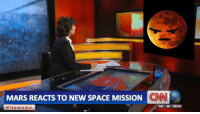 Memes, Vitas, and Mars: MARS REACTS TO NEW SPACE MISSION d  TAI A  50ST  Vita m e m e s m a s h  that mf angery react
