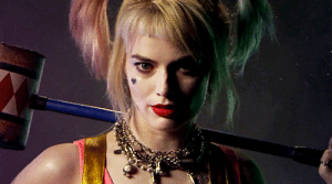 "marsapartment:  wonderswoman: gaygadot:   wonderswoman:   x the birds of prey teaser starting off in theaters pretending to be the opening to ""it: chapter 2″ right after the joker trailer with harley quinn interrupting still amazes me sometimes    margot robbie, christina hodson and cathy yan knew warner bros were releasing two clown movies in 2019 including one about a terrorist clown loved by incels, then pitched warner bros a third clown movie made by and for women where the clown in question cleanses herself of clownery and beats the shit out of the previous clown: marsapartment:  wonderswoman: gaygadot:   wonderswoman:   x the birds of prey teaser starting off in theaters pretending to be the opening to ""it: chapter 2″ right after the joker trailer with harley quinn interrupting still amazes me sometimes    margot robbie, christina hodson and cathy yan knew warner bros were releasing two clown movies in 2019 including one about a terrorist clown loved by incels, then pitched warner bros a third clown movie made by and for women where the clown in question cleanses herself of clownery and beats the shit out of the previous clown"