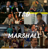 MARSHALL! Day 1, HIMYM, favourite male character: Ted Mosby-Marshall Eriksen I really couldn't choose between two of them 💞💞💞 Qotd: Who is your favourite male HIMYM character? marshalleriksen tedmosby himym howimetyourmother