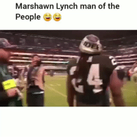 MarshawnLynch is the man of the people 😂💀😂 HoodClips: Marshawn Lynch man of the  People e MarshawnLynch is the man of the people 😂💀😂 HoodClips