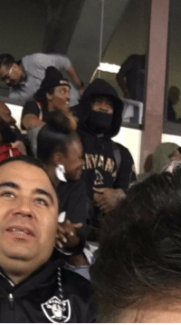 Marshawn Lynch watched the #TNF game from the stands #Legend https://t.co/AK5ePA17nk: Marshawn Lynch watched the #TNF game from the stands #Legend https://t.co/AK5ePA17nk