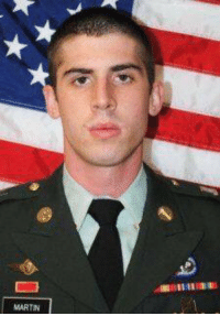 Life, Martin, and Memes: MARTIN Please help me honor Army Spc. Ethan J. Martin who selflessly sacrificed his life five years ago today in Afghanistan for our great Country. https://t.co/5nhoLjaCpu