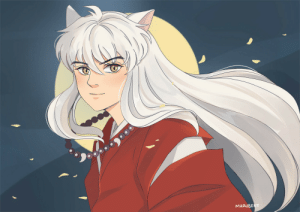 maruberiart:  I wanted to draw to my husbando Inuyasha so much and I tried new things with the color c:Inuyasha is my favorite anime of my childhood,!!!: maruberiart:  I wanted to draw to my husbando Inuyasha so much and I tried new things with the color c:Inuyasha is my favorite anime of my childhood,!!!