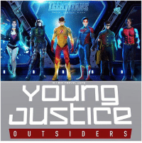 Memes, Netflix, and News: MARV  NITE  O U T S I D E R S 🚨BREAKING DC NEWS🚨 IN 2018…WE WILL OFFICIALLY BE GETTING YOUNGJUSTICE SEASON 3 AND A LIVE ACTION TEENTITANS TV SHOW ON A DCDIGITALSERVICE ( Netflix?) 😱 YoungJusticeSeason3 is officially Titled YoungJusticeOutSiders and The Upcoming New Live Action ' TITANS' Series is brought to us by GregBerlanti…THIS IS THE 6TH DCTV HOW HE WAS TALKING ABOUT ! 😍👏🏽 MY DREAMS ARE COMING TRUE…I'M SO HYPED ! DCExtendedUniverse 💥 DC Top Artist : @SavageComics 😭🙌🏽 TheCW