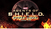 """Abc, Memes, and Nerd: MARVEL.  AGENTS OF  TUESDAY 1019C Here is a clip from the next episode of Agents of S.H.I.E.L.D. Watch the full episode tomorrow night at 10 PM on ABC.  Season 4, Episode 7: """"Deals With Our Devils"""" Clip: """"Metamorphosis""""  (Nerds Love Art)"""