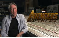 """Alan Silvestri has begun writing AVENGERS: INFINITY WAR's score; promises the movie """"is everything we could have hoped for."""" http://bit.ly/2pIGXLH  (Andrew Gifford): MARVEL Alan Silvestri has begun writing AVENGERS: INFINITY WAR's score; promises the movie """"is everything we could have hoped for."""" http://bit.ly/2pIGXLH  (Andrew Gifford)"""