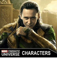 "Crime, Fake, and God: MARVEL  CHARACTERS  UNIVERSE LOKI LAUFEYSON  Portrayed by: - TOM HIDDLESTON (2011-PRESENT)  Appearances: - THOR (2011) - THE AVENGERS (2012) - THOR: THE DARK WORLD (2013) - THOR: RAGNAROK (2017)  Loki Laufeyson is the son of Laufey, the ruler of the Frost Giants of Jotunheim, but shortly after his birth, he was abandoned and left to die. Found by the Asgardian king Odin, Loki was raised in Asgard and his wife Frigga as an Asgardian prince, along with their biological son Thor. When he grew up, he became known as the ""God of Mischief"". When Loki learned the truth about his real father, he made a plan to force Odin to banish Thor so he could become next in line to the throne. Loki succeeded in his schemes and took the throne was Odin fell into the Odinsleep, however when the Warriors Three attempted to return Thor home, Loki was forced to try and kill his brother. However Thor returned from his exile on Earth and ended Loki's reign of terror.  Lost in the darkest depths of the universe, Loki made a deal with The Other, a servant of the Mad Titan Thanos, who gave him a powerful Scepter and command over their army of the Chitauri to conquer Earth. Once he came to Midgard, Loki managed to take possession of the mystical Tesseract and used it's power to build an army and caused the Chitauri Invasion, but he was ultimately defeated by a group of superheroes called the Avengers. Thor returned him to Asgard, where Odin condemned him to spend the rest of his life in prison as punishment for his crimes.  However, when his mother Frigga was killed during the Sacking of Asgard, Loki was freed by Thor in order to defeat the Dark Elves and their leader, Malekith who desired to use the power of the Aether to transform the universe into eternal darkness. During the fight against the Dark Elves in Svartalfheim, Loki faked his death, and, unbeknownst to everyone in the Kingdom, returned to Asgard and successfully removed Odin from the throne, taking his place as King where he remained for several years. During his reign, Loki continued to rule the galaxy by sending Lady Sif on missions of Earth to investigate the attacks of Lorelei and Vin-Tak."