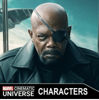 "Alive, America, and Assassination: MARVEL  CHARACTERS  UNIVERSE NICK FURY  Portrayed by: - SAMUEL L. JACKSON (2008-PRESENT)  Appearances: - IRON MAN (2008) - IRON MAN 2 (2010) - THOR (2011) - CAPTAIN AMERICA: THE FIRST AVENGER (2011) - THE AVENGERS (2012) - AGENTS OF S.H.I.E.L.D. (2013-2015) - CAPTAIN AMERICA: THE WINTER SOLDIER (2014) - AVENGERS: AGE OF ULTRON (2015) - AVENGERS: INFINITY WAR (2018)  Colonel Nicholas ""Nick"" Joseph Fury is a former officer of the US Army and an espionage veteran of the CIA during the Cold War. He joined S.H.I.E.L.D., a covert international peacekeeping organization which operates as humanity's first line of defense against Earth's most dangerous enemies. He quickly impressed S.H.I.E.L.D.'s higher-ups, and was promoted to the position of Director, becoming the leader of S.H.I.E.L.D. He led S.H.I.E.L.D. for years, spearheading the Avengers Initiative, Project T.A.H.I.T.I., Project Insight, and other operations.  Preceding the HYDRA Uprising, an assassination attempt was made on his life. Fury survived but elected to remain officially dead, telling only a select few that he was still alive. After the attack on the Triskelion, he went deep underground to begin rooting out the forces of HYDRA. As a part of this mission, he joined Phil Coulson and helped him and his team defeat John Garrett. Afterwards, he made Coulson the new Director of S.H.I.E.L.D. and left to continue his mission. He helped the Avengers defeat Ultron in the Battle of Sokovia and later assisted them in the New Avengers Facility."