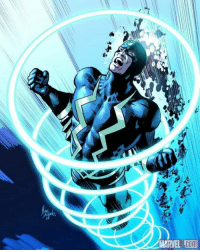 Who would you cast as Black Bolt in THE INHUMANS show coming to ABC next Fall?  (Andrew Gifford): MARVEL COM Who would you cast as Black Bolt in THE INHUMANS show coming to ABC next Fall?  (Andrew Gifford)