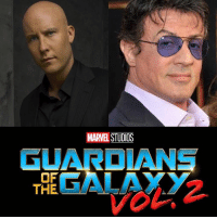 "Memes, 🤖, and Luther: MARVEL  GUARDIANS  OF  GALAXY  THE James Gunn has announced that Michael Rosenbaum (known most for his role as Lex Luther in ""Smallville"") has joined GUARDIANS OF THE GALAXY VOL. 2 in ""a decent role in the movie."" His character will work in tandem with whoever Sylvester Stallone is playing in the film.   So who do you think that Stallone and Rosenbaum are playing in GUARDIANS OF THE GALAXY VOL. 2?  https://www.cbr.com/guardians-of-the-galaxy-vol-2-adds-michael-rosenbaum-in-key-role/amp/  (Tim Costello)"