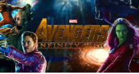 "Memes, Infiniti, and Infinity: MARVEL  NFINT TTY TTT,AER James Gunn says he's hard at work on AVENGERS: INFINITY WAR with The Russo Brothers ""to make sure that any of the characters that [he's] involved with that are in that movie are well taken care of and are as funny as they should be, and is as honest and truthful as they should be."" http://bit.ly/2kl9k2O  Gunn talks to the actors every single day as they move through production and it's been a great experience.  (Andrew Gifford)"