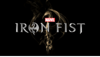 This is a collection of all the promotional images and concept art for the Netflix series Iron Fist.: MARVEL  RON FIST This is a collection of all the promotional images and concept art for the Netflix series Iron Fist.