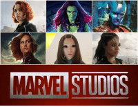 Brie Larson, Zoe Saldana, Scarlett Johansson, Karen Gillan, Pom Klementieff, and Tessa Thompson pitched an all-female team-up movie to Marvel Studios! http://bit.ly/2z50wnF  (Reilly Johnson): MARVEL STUDIOS Brie Larson, Zoe Saldana, Scarlett Johansson, Karen Gillan, Pom Klementieff, and Tessa Thompson pitched an all-female team-up movie to Marvel Studios! http://bit.ly/2z50wnF  (Reilly Johnson)
