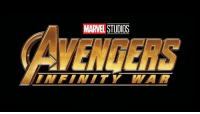 New Avengers: Infinity War logo!   This logo comes from the cover of the Avengers: Infinity War prelude comic. The prelude comic is expected to hit comic book stores on April 4, 2018.  (James SavedSlayer): MARVEL STUDIOS New Avengers: Infinity War logo!   This logo comes from the cover of the Avengers: Infinity War prelude comic. The prelude comic is expected to hit comic book stores on April 4, 2018.  (James SavedSlayer)