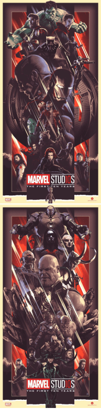 Target, Tumblr, and Blog: MARVEL STUDIOS  THE FIR STATEN YEARS  MARVEL  MARVEL   MARVEL STUDIOS  THE FIRST TEN YEARS  MARVEL  com  MARVEL marvelsuperfangirl:Heroes and Villains posters for Marvel The First Ten Years