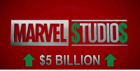 """With """"Thor: Ragnarok"""", the Marvel Cinematic Universe has become the first franchise to cross $5 billion at the North American box office! http://bit.ly/2ivVlFi  (Reilly Johnson): MARVEL T  TUDIO  $5 BILLION With """"Thor: Ragnarok"""", the Marvel Cinematic Universe has become the first franchise to cross $5 billion at the North American box office! http://bit.ly/2ivVlFi  (Reilly Johnson)"""