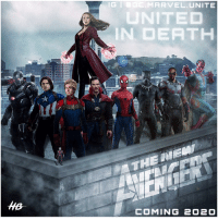 Memes, Antman, and Infiniti: MARVEL UNITE  IN DEATH  THE MEM  COMING 2O2O ( READ THE CAPTION ) ⚠️ Who will Die in InfinityWar ? 🤔 Does Marvel have the guts to Kill off Some of their Main Characters such as The First Avengers Line Up? I think SteveRogers will Die in a big sacrifice in AvengersInfinityWar and The CaptainAmerica Mantle will be passed Down to BuckyBarnes since Cap's Movie Trilogy is now Complete after CivilWar. I don't think TonyStark will Die, but I think Infinity War may be his Last Avengers Movie…I think DoctorStrange may replace him, but who knows. Hawkeye will probably retire for good. BlackWidow may stick Around but who knows. Hulk and Thor I honestly don't know…But they will likely not be a part of The NewAvengers LineUp. Vision may also Die in Infinity War since Thanos is going to rip that Infinity Gem out of his Head for his InfinityGauntlet ! So I think the TheNewAvengers Team will consist of CaptainMarvel, SpiderMan, BlackPanther, AntMan, TheWasp, ScarletWitch, Falcon, Bucky Barnes as Cap, and maybe WarMachine Along with some Newbies ! But Comment Below your Thoughts and who you think will Die in 'AVENGERS : INFINITY WAR' ! MCU HYPE ! MarvelCinematicUniverse 💥
