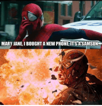 Funny, Marie, and Mary: MARY JANE,I BOUGHT A NEWPHONE, ITS ANSAMSUN