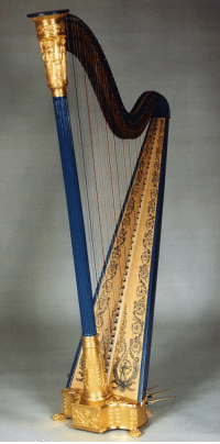 "marylibra: John Egan harp  Dublin  1829  H. Bryan  Co John Egan was an Irish musical instrument maker active during the years 1804 to 1838, who is considered by many as the father of the modern Irish harp. According to Simon Chadwick, honorary secretary of the Historical Harp Society of Ireland, ""The ancient Irish harp tradition, which goes back to medieval times, was dying out around 1800. Egan invented a completely new romantic type of Irish harp, which was very successful, and which formed the basis of all subsequent revivals. : marylibra: John Egan harp  Dublin  1829  H. Bryan  Co John Egan was an Irish musical instrument maker active during the years 1804 to 1838, who is considered by many as the father of the modern Irish harp. According to Simon Chadwick, honorary secretary of the Historical Harp Society of Ireland, ""The ancient Irish harp tradition, which goes back to medieval times, was dying out around 1800. Egan invented a completely new romantic type of Irish harp, which was very successful, and which formed the basis of all subsequent revivals."