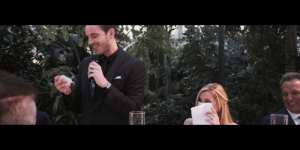 Marzia crying to Felix's speech is the most adorable thing. I hope they have a happy marriage: Marzia crying to Felix's speech is the most adorable thing. I hope they have a happy marriage