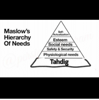 Memes, Iran, and Psych: Maslow's  Hierarchy  Of Needs  Self-  Actualization  Esteem  Social needs  Safety & Security  Physiological needs  Tahdig For my psych peeps 😂😂 persianmeme persianmemes persianvine persianfun persianfunny instapersia instapersian iran iranian instairan instairanian fars farsi khandedar persianmen persianwomen khande aftabe tahdig tahdeeh persiangirls persianproblems persianlife tehranimage persianpranks persian persionality persianinstagram iran