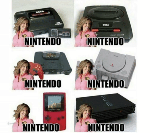 The consoles you grow up with according to mom: https://t.co/cpFj5rdPhO: Master Hstm l  SEA  NINTENDO  ININTENDO  NINTENDO  NINTENDO  ININTENDO  NINTENDO The consoles you grow up with according to mom: https://t.co/cpFj5rdPhO