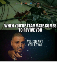 Anaconda, Memes, and You Loyal: MATCH POINT  THE PAWX  +100  e)TO REVIVE  WHEN YOURE TEAMMATE COMES  TO REVIVE YOU  YOU SMART  YOU LOYAL