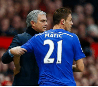 Manchester United are close to signing midfielder Nemanja Matic from Chelsea. (Sky): MATIC  21 Manchester United are close to signing midfielder Nemanja Matic from Chelsea. (Sky)