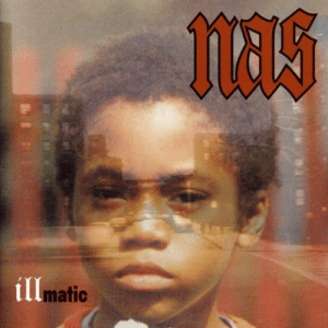 Nas, Tumblr, and Blog: matic todayinhiphophistory:  Today in Hip Hop History:Illmatic the debut album from Nas was certified gold by the RIAA January 17, 1996