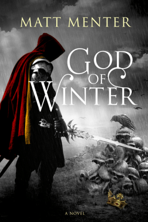 Amazon, God, and Life: MATT MENTER  OF  INTER  A NOVEL meme-mage:    God of Winter Kindle Edition     It's late one fateful day, and the great King Taran sits down to write a letter. Burdened by a new world full of dragons, mythical beasts, witches, sorcery, and war; the lonely king writes to the lover he is forbidden to see. This lover is the man who has been by his side for years and years. The love of his life. The only one who knows the secret he keeps hidden from his faithful citizens. But it is this same man who now must live far away from the castle – made to be an outcast by the fear and hatred of others. So instead, King Taran finds hope in starting this correspondence between himself and the man he has given his heart to.    http://www.amazon.com/God-Winter-Matt-Menter-ebook/dp/B018HA9DRA/
