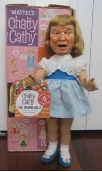 Chatty cathy meaning