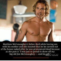 Matthew mcconaughey naked sex — photo 13