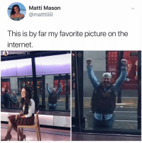 Internet, Memes, and 🤖: Matti Mason  @matttiiii  This is by far my favorite picture on the  internet  joannagaines 6h  ie Post 1548: needs more shiplap
