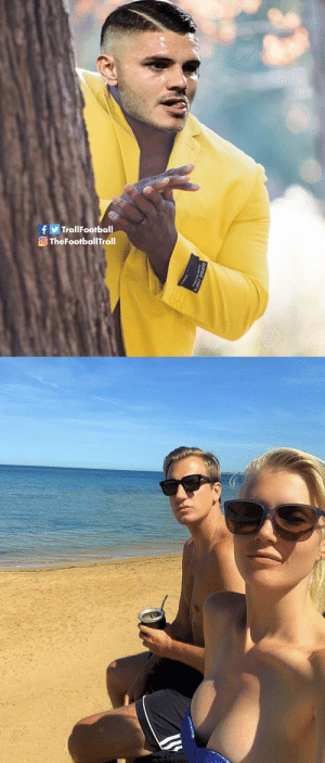 Maxi Lopez shows his new girlfriend https://t.co/WYQP6ArLkd: Maxi Lopez shows his new girlfriend https://t.co/WYQP6ArLkd