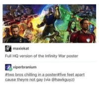 Omg that's my favourite vine 😂😂 Tara's account: @marvelous.tara 🐾 Backup acc; @marvelous.sxldier ~ marvel mcu civilwar avengers captainamerica chrisevans stucky stony buckybarnes sebastianstan ironman robertdowneyjr scarlettwitch elizabetholsen blackwidow scarlettjohansson hawkeye jeremyrenner brucebanner markruffalo thor chrishemsworth dc deadpool loki tomhiddleston xmen like infinitywar spidermanhomecoming: maxiekat  Full HQ version of the Infinity War poster  viperbranium  #two bros chilling in a poster#five feet apart  cause theyre not gay (via @hawkguyz) Omg that's my favourite vine 😂😂 Tara's account: @marvelous.tara 🐾 Backup acc; @marvelous.sxldier ~ marvel mcu civilwar avengers captainamerica chrisevans stucky stony buckybarnes sebastianstan ironman robertdowneyjr scarlettwitch elizabetholsen blackwidow scarlettjohansson hawkeye jeremyrenner brucebanner markruffalo thor chrishemsworth dc deadpool loki tomhiddleston xmen like infinitywar spidermanhomecoming