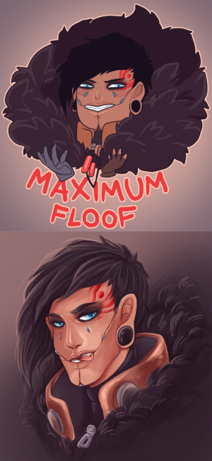 mmthemayoarts:  Someone stop me, I can't stop drawing the Calypsos: MAXIMUM  FLOOF mmthemayoarts:  Someone stop me, I can't stop drawing the Calypsos