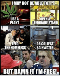 MAY NOT BEABLETO  USEA  OPEN A  LEMONADE STAND  PLANT  FREETHOUGHT  OR COLLECT  FEED  THE HOMELESS  A RAINWATER  BUT DAMN ITIM FREE! Ask yourself why you need the government's permission to do something as simple as feeding the homeless? Are we truly free under all these excess regulations? Follow my partners: @csa.liberty @voluntaryist.ancap @freedoms_advocate @mister.aftermath @hudson_mass_libertarian @prolife_100percent • • • • • Libertarian Jesus JesusChrist God Conservative MAGA MakeAmericaGreatAgain HillaryforPrison FeeltheBern ImWithHer Peace DonaldTrump Trump NotMyPresident RonPaul LGBT LGBTQ USA American democrat republican DankMemes Meme Memes like4like likesforlikes followme followforfollow f4f love