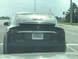Mike Tyson recently bought a Tesla: MAY OKLAHOMA  2020  TETHLA  100  MODEL X Mike Tyson recently bought a Tesla