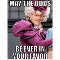 Adam silver be like: MAY THE ODDS  @NBAMEMES  BE EVER IN  YOUR FAVOR Adam silver be like