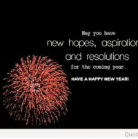 Happy new year afrikawakeup family onelove: May you have  new hopes, ospiralion  and resolutions  HAVE A HAPPY NEW YEAR!  Quot Happy new year afrikawakeup family onelove