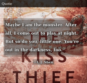 The Kiss Thief Quotes
