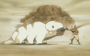 Maybe it's just me, but the multiple episodes that take place while Appa is lost causes some severe anxiety. Watching Appa's Lost Days even make it even worse since you witness all that he was put through. So relieved when they finally find him!: Maybe it's just me, but the multiple episodes that take place while Appa is lost causes some severe anxiety. Watching Appa's Lost Days even make it even worse since you witness all that he was put through. So relieved when they finally find him!
